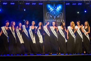Miss Malta Pageant