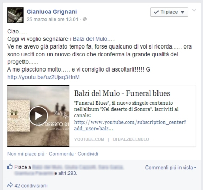Post Grignani