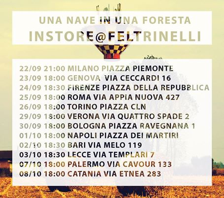 instore subsonica