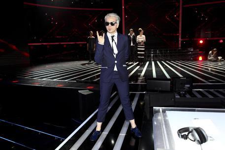 Tv: Sky; X Factor