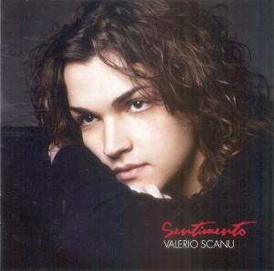 Valerio Scanu - Sentimento - Front