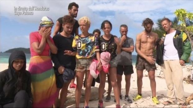 gruppo isola