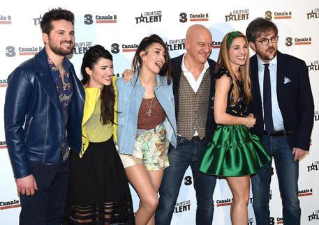 Presentazione del programma televisivo 'Italia's got talent'