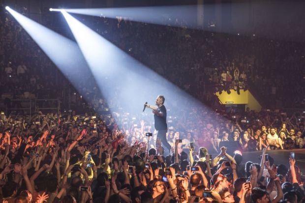 Luciano Ligabue_palasport tour 2017_credito di Jarno Iotti_b