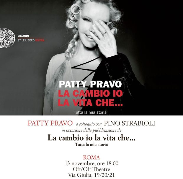 13Nov_PATTY PRAVO_Copertina
