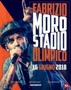 Fabrizio Moro_locandina Olimpico_b