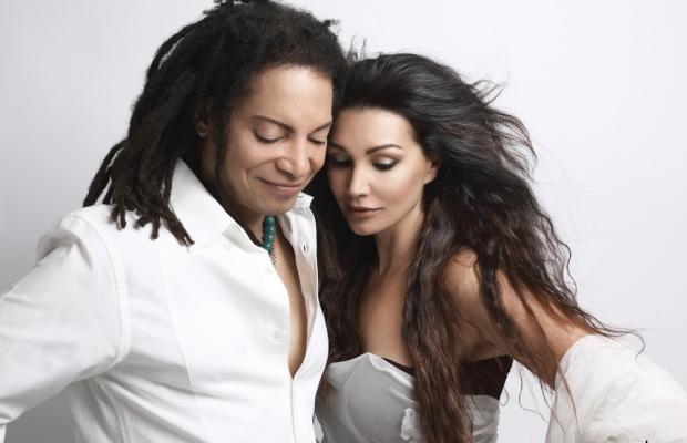 LUISA CORNA & SANANDA MAITREYA (© Michela Zizzari)
