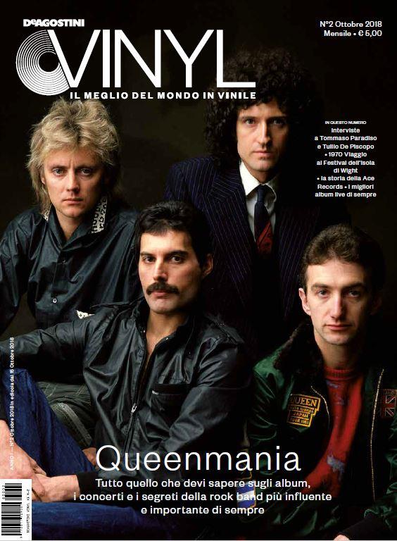 De Agostini Vinyl - secondo numero