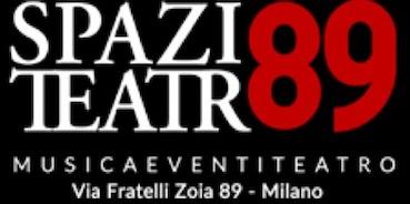 LOGO SPAZIO TEATRO 89
