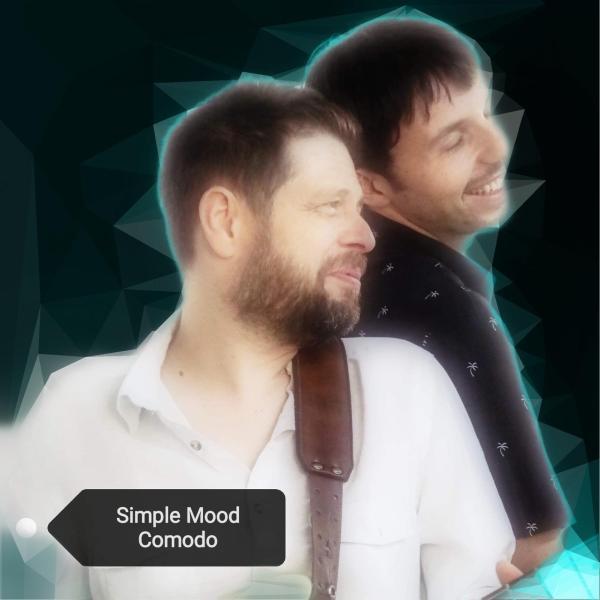 Copertina digitale Simple Mood 'Comodo'