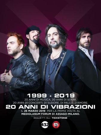 Le Vibrazioni_Locandina Forum_b