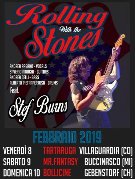 rolling with the stones feat stef burns