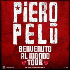 Locandina_Piero Pelù_Benvenuto al mondo tour