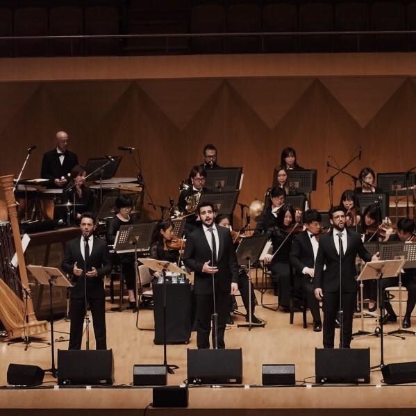 Il Volo_concerto Yokohama, 13 maggio 2019.JPG