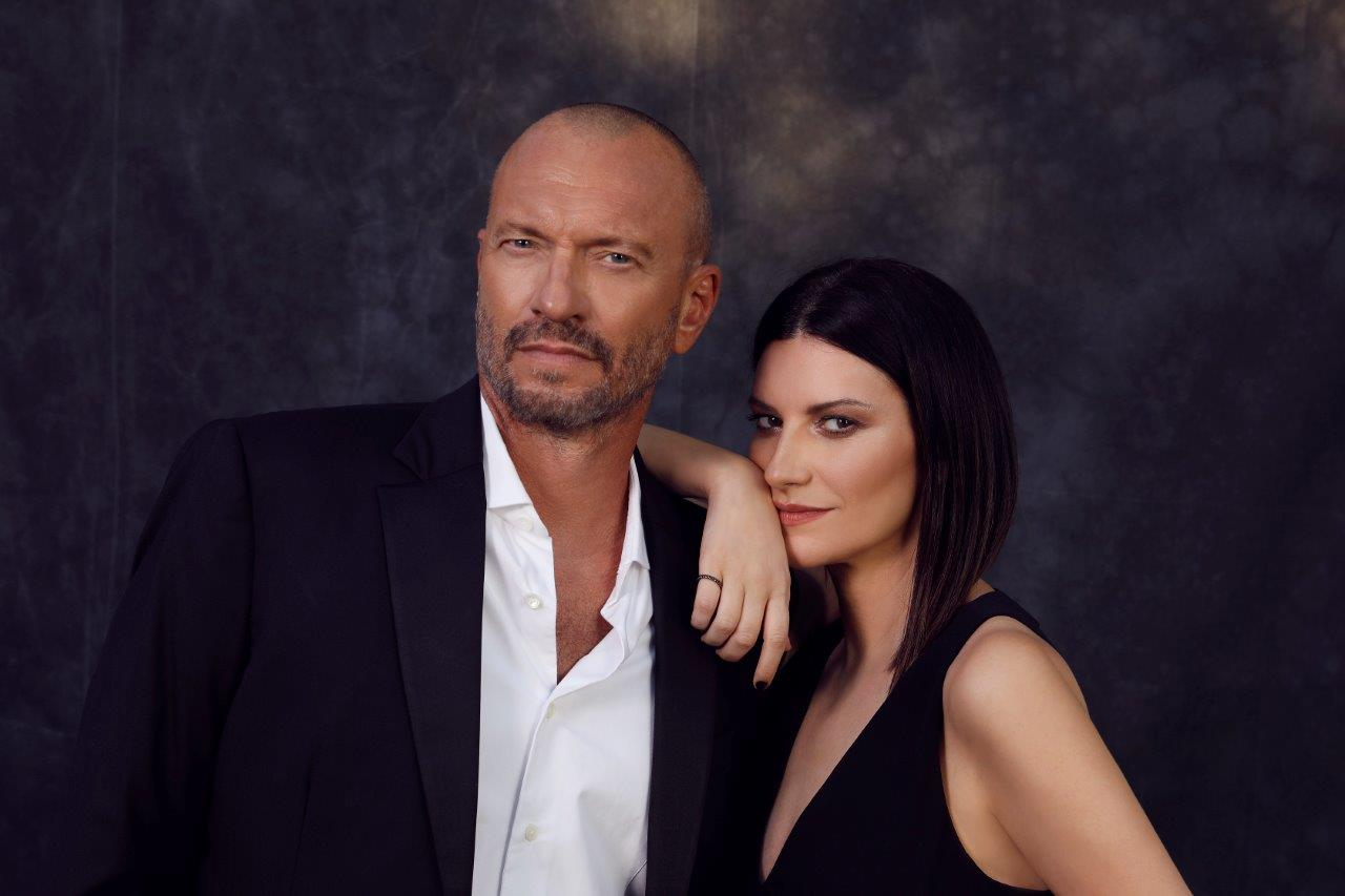 Laura Pausini e Biagio Antonacci_foto di Cosimo Buccolieri (1)