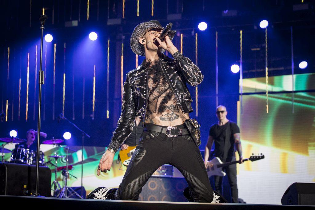 ACHILLE LAURO Music Awards_Foto di Pamela Rovaris (3) b