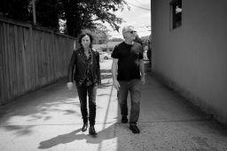Gianna Nannini e John McBride b