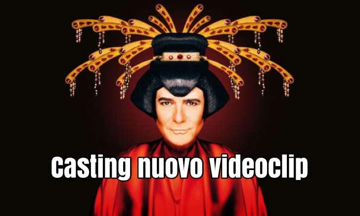 Renato-Zero-Casting-nuovo-Videoclip-Ravenna-2019