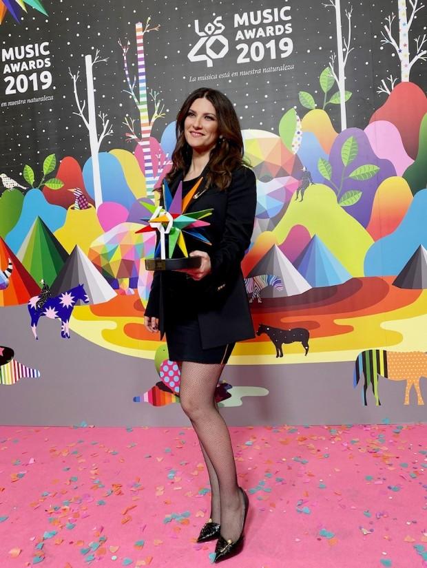 Laura Pausini_Los40 premio.jpg