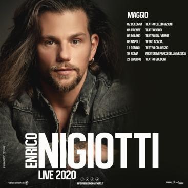 Enrico Nigiotti_Locandina Tour maggio 2020