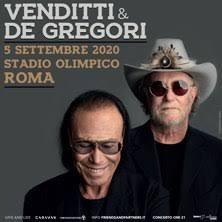 Venditti - De Gregori Tickets - TicketOne